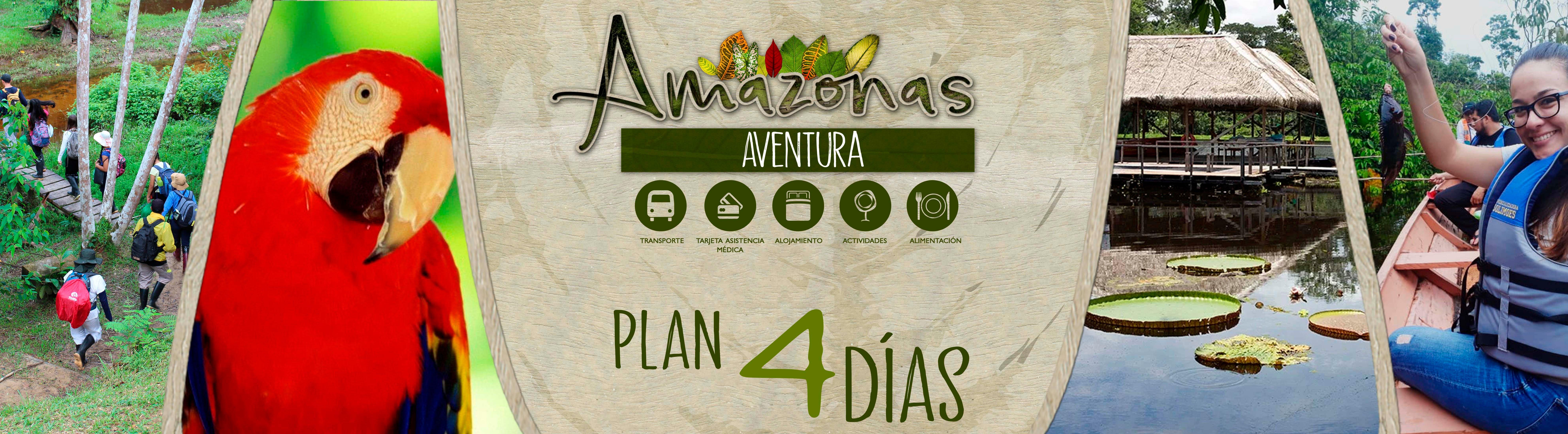 aventura 4 DIAS