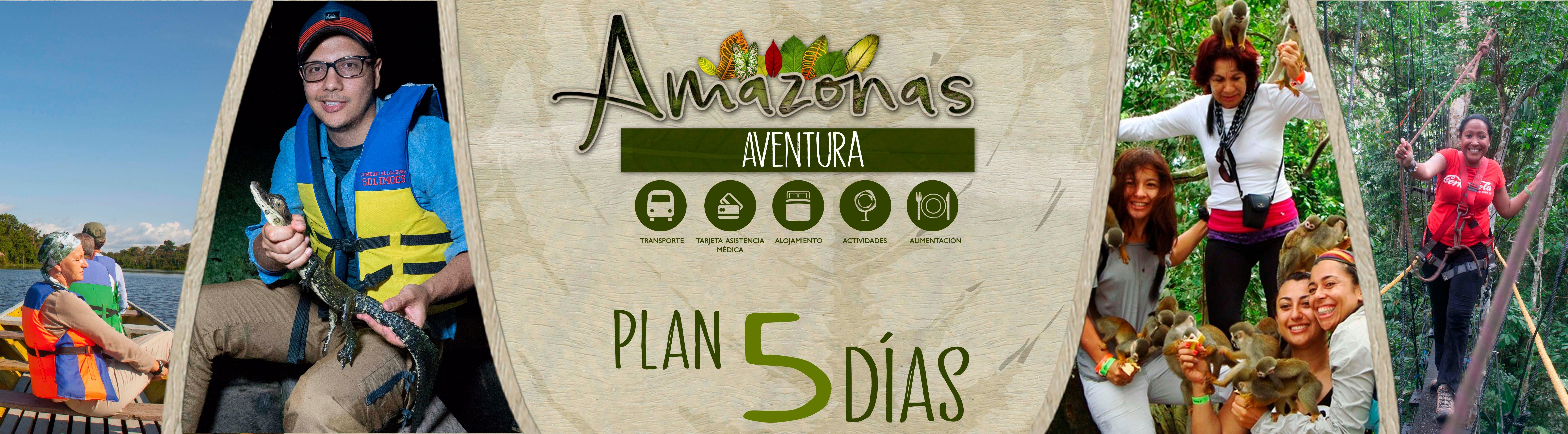 aventura 5 DIAS