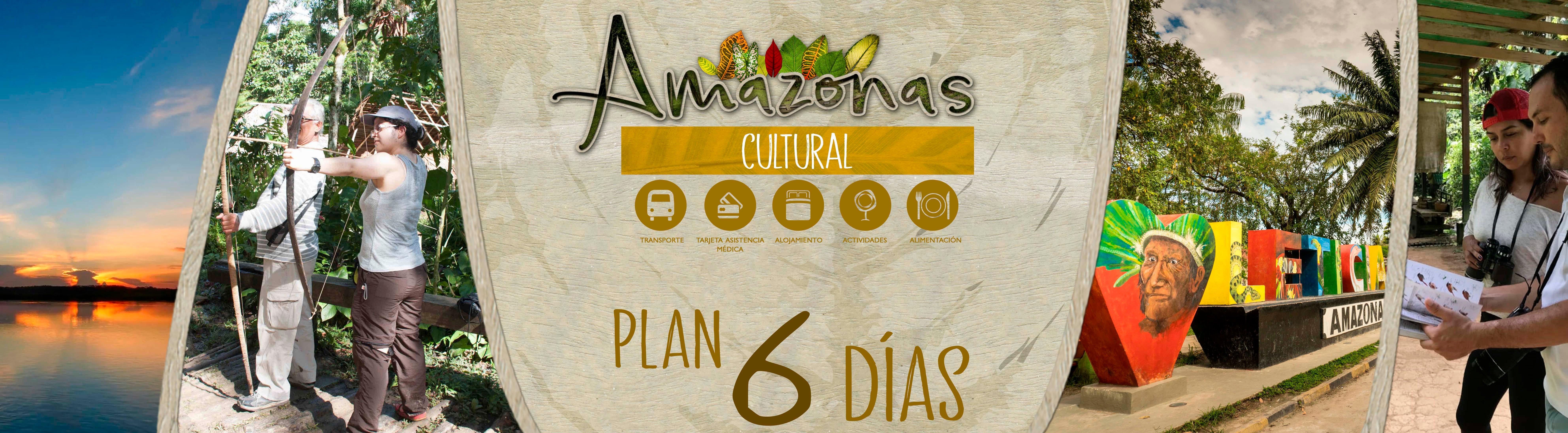cultural 6 DIAS
