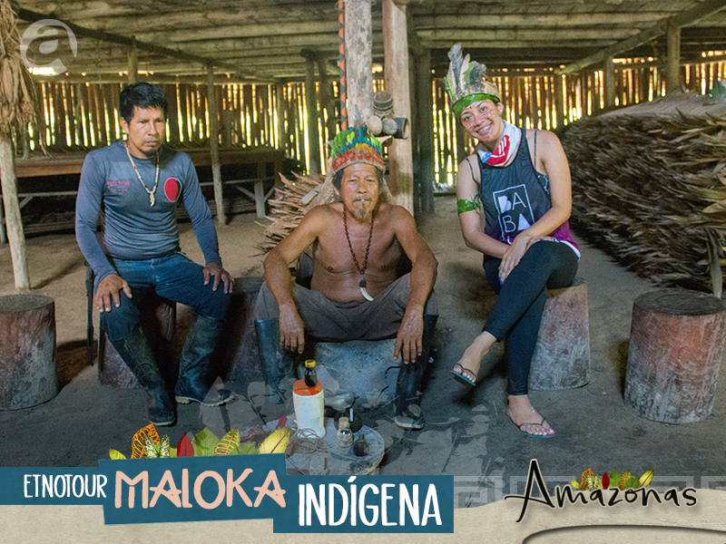 Banner etnoTour maloka indigena