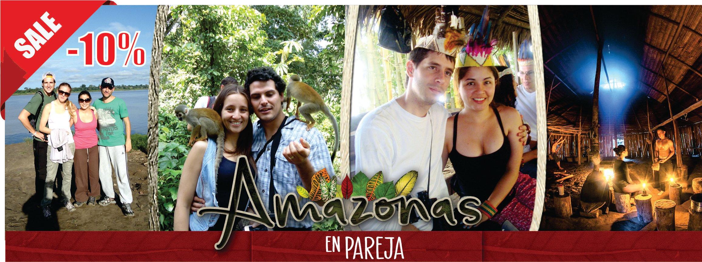 Amazonas en pareja