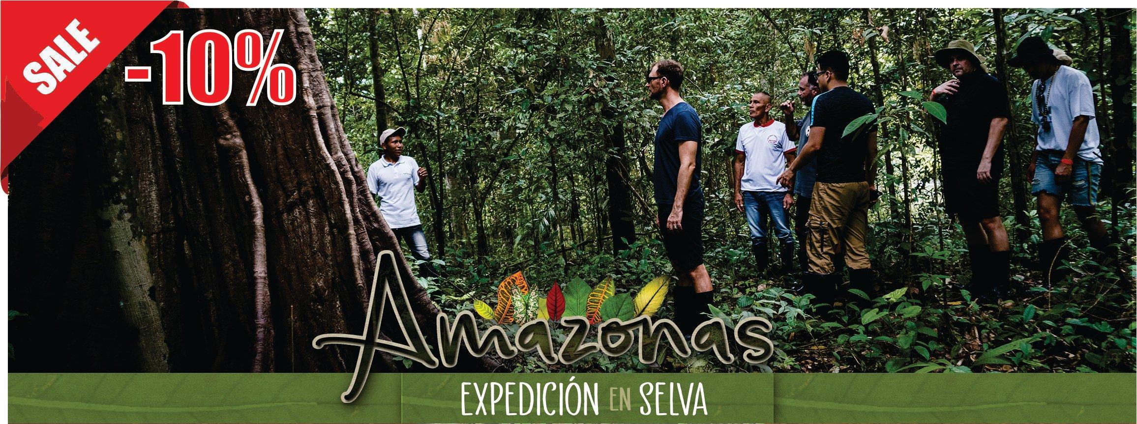 Amazonas Aventura selva